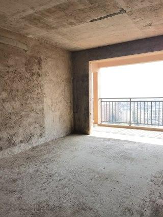 【房东直售】临近机场、高铁—冠德华庭,3室2厅2卫127.41m²毛坯