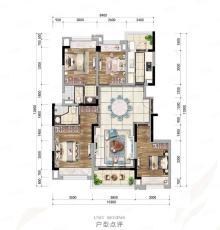 (丰都)星汇峰境4室2厅2卫50万140m²精装修出售