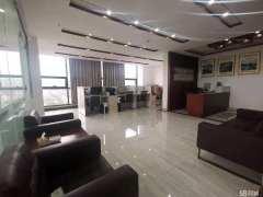 (桔山)梦乐城办公写字楼191.5m²,精装修带办公设备出租!