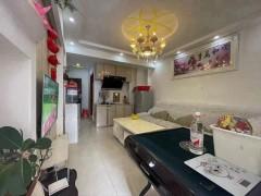 (下午屯)莱蒙帝景1室1厅,45m²精装修公寓17万!