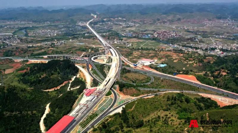 贵州今年将建成8个高速公路项目,